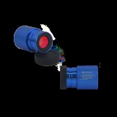 Câmera Digital Colorida 5,1MP, tipo Ocular para Microscópio - TA-0120-BS
