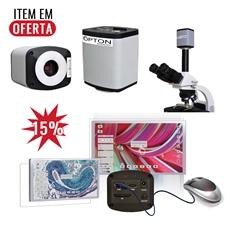 Câmera de Alta Resolução com Saída HDMI, USB e Cartão de Memória. - TA-0124-HDL