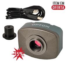 Câmera Digital Colorida CMOS 1.3 MP - TA-0124