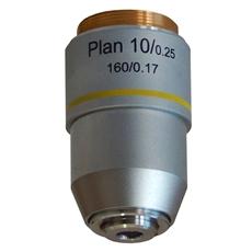 Objetiva Plana 10x - TA-0211-PL