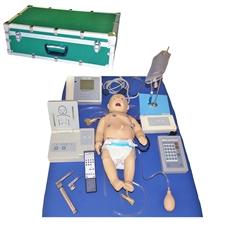 Manequim Bebê, Simulador para Treino de ACLS - TGD-4025-N