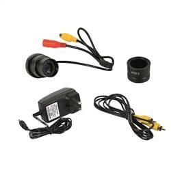 Câmera de vídeo de alta resolução com saída RCA para conexão TV. - TA-0123