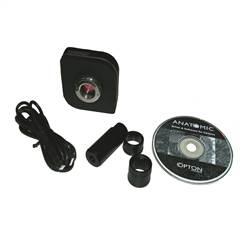 Câmera Científica digital 12.0 MP com software e lente redução. - TA-0124-E