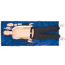 Manequim Corpo Inteiro sem Órgãos para Treino RCP - TGD-4005-M