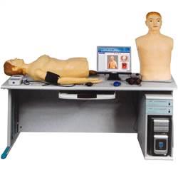 Simulador Avançado de Habilidades Médicas, Ausculta, Palpação Abdominal e PA - TGD-4025-T