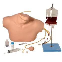 Simulador para Cateterismo Venoso Central - TGD-4069-B