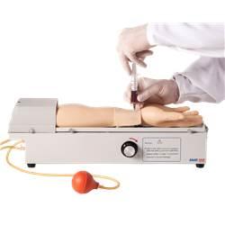 Braço para Treino de Punção em Artéria Radial Rotativo - TZJ-0501-F